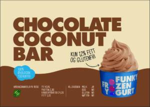 Chocolate Cocnut Bar
